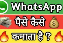 WhatsApp पैसे कैसे कमाता है ? | How WhatsApp Make Money ? - Internet Duniya